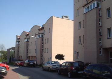 Budynek mieszkalny wielorodzinny przy ul. Mistrzejowickiej 49