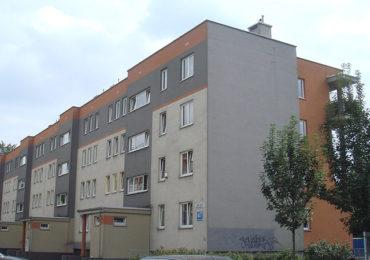 Budynek mieszkalny wielorodzinny przy ul. Nowohuckiej 47