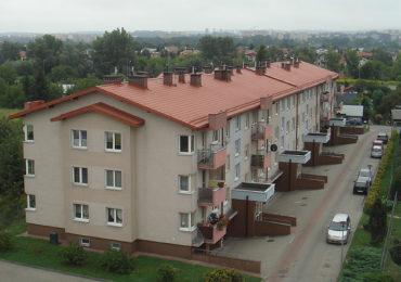 Budynek mieszkalny wielorodzinny przy ul. Stoszki 13
